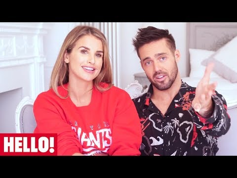 Vogue Williams and Spencer Matthews are having a baby!