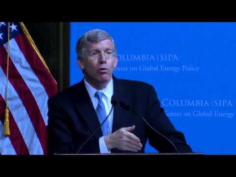 Center on Global Energy Policy Launch: Conference Address (P