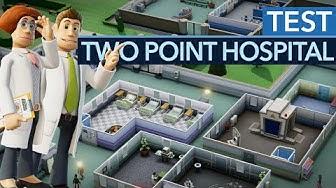 Two Point Hospital im Test - Ein würdiges Theme Hospital 2?