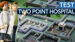 Two Point Hospital im Test - Ein würdiges Theme Hospital 2?