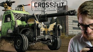Crossout - Epic Free To Play Game! MAD VEHICULAR MAYHEM! #1