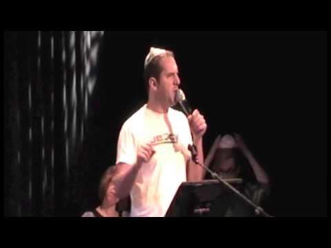 Seth Herzog At Uptown Showdown - Hanukkah Vs Christmas
