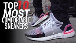 Top 10 MOST Comfortable Sneakers of 2019