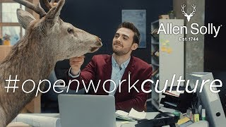 Open Work Culture - Perfect Way To Dress Up At Work | Allen Solly