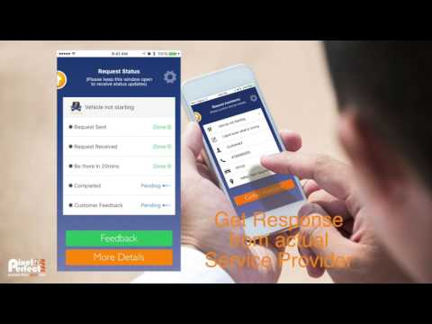 Netherlands Insurance RSA App Preview