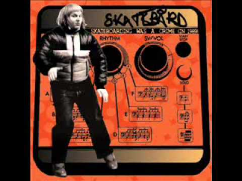 Skatebård - Sgnelkab - Skateboarding Was A Crime (In 1989) EP  - Techno Classic