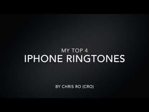 My Top 4 iPhone Ringtones