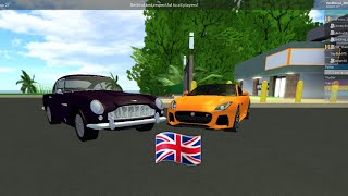 Roblox Ultimate Driving: Reviewing All The British Cars In The New Racing Update!