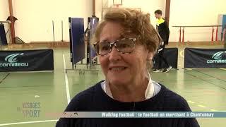 Connaissez-vous le football en marchant ? via TV Vendée
