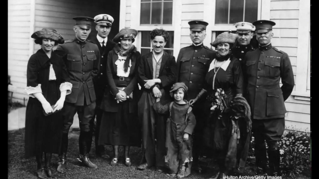 Chaplin The Kid Movie