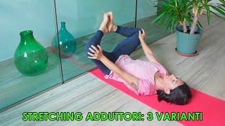 stretching per lerezione