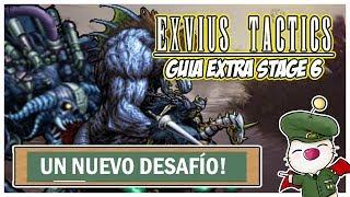 FFBE GL - GUIA EXTRA STAGE 06 (Herrero de las Llamas) Final fantasy Brave Exvius