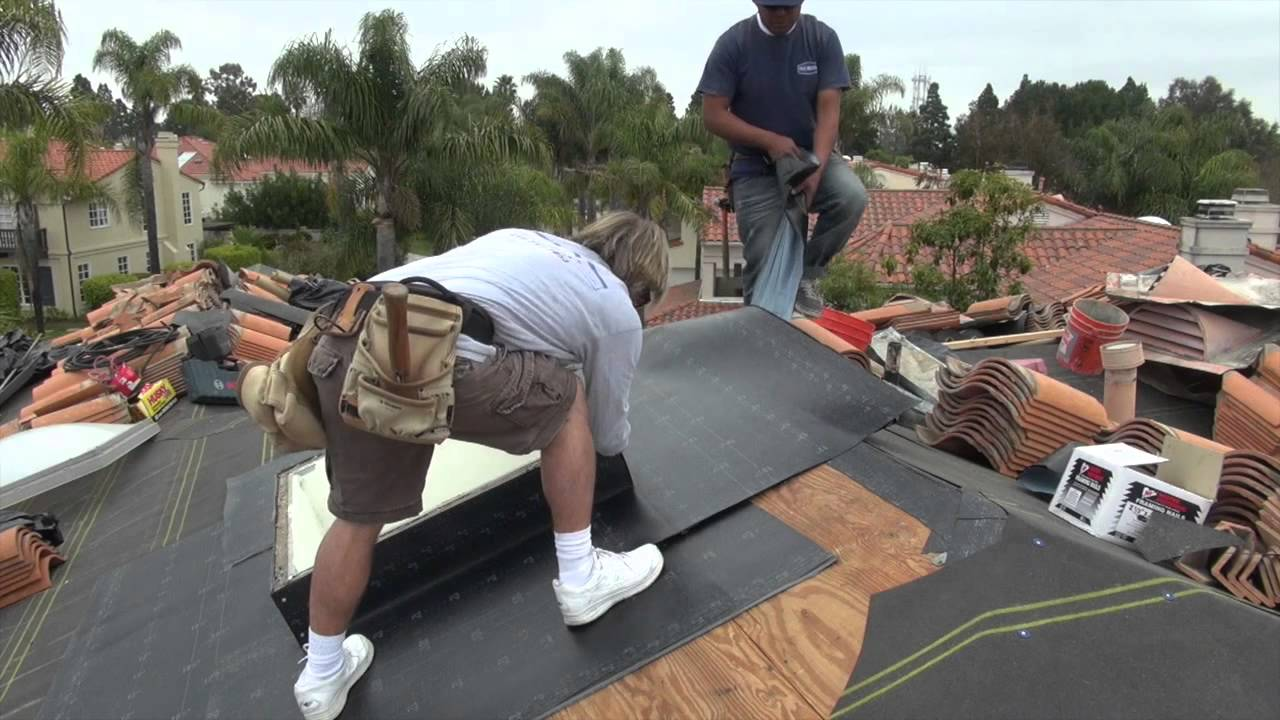 How To Install Peel N Stick Around Skylight Fast U0026 Easy Palos Verdes  Estates Roofing   YouTube