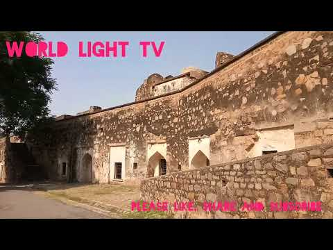 PART - 1, Jhansi Fort  झाँसी किला  The Fort of The Queen of Jhansi  Rani Lakshmi Bai in INDIA