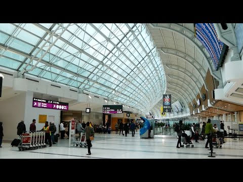 Toronto Airport Departure - Toronto Pearson International Airport