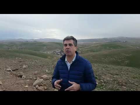 צפו: שר הכלכלה אלי כהן דורש לפנות את חאן אל אחמר