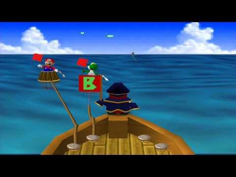 Mario Party 1 Mini Games - Shy Guy Says