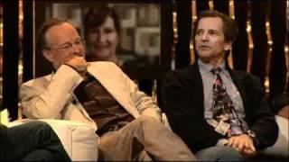 The A-Team (Dirk Benedict en Dwight Shultz) in De Laatste Show