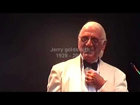 Jerry Goldsmith conducts: Rambo First Blood -