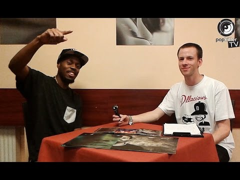 Illa J - interview / wywiad - on J Dilla's unreleased music; O.S.T.R., Slum Village (Popkiller.pl)