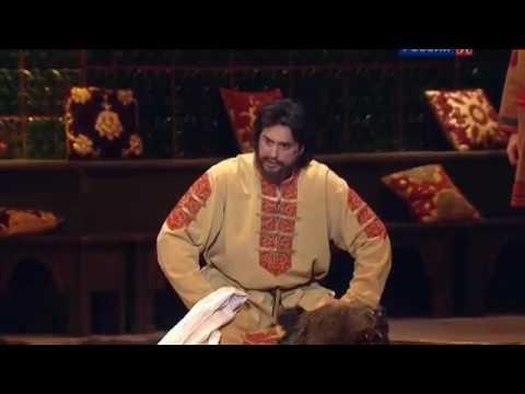 Rimsky-Korsakov.Tsar's Bride.Bolshoi Theater.Dmitry Kryukov, conductor. 02.07.2016