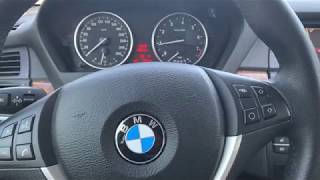 Сброс адаптации АКПП на BMW X5 E70