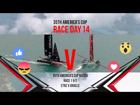 35th America's Cup Match: Races 1 & 2 Favourite moments
