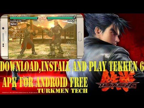 download free tekken 6 apk for android mobile