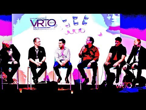 VRTO2017 Virtual Reality LBE Super Session - The Void, IMAX, Two Bit Circus, AMD