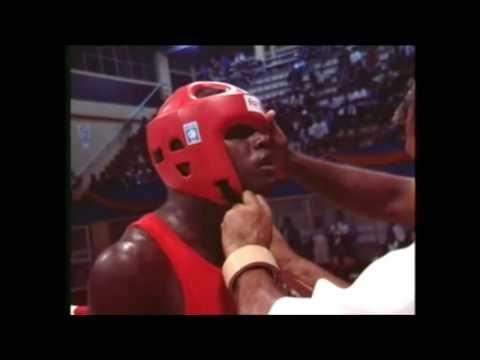 South Pacific Games 2003 Boxing Vanuatu vs Solomon Middleweight M6