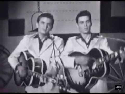The Everly Brothers  Bye Bye Love The Julius LaRosa , 1957
