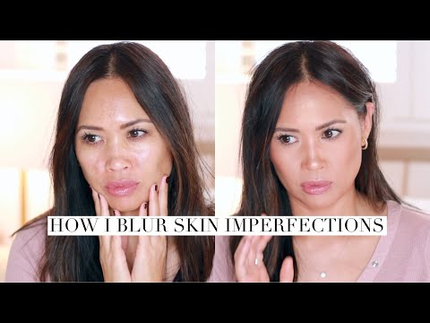 HYPERPIGMENTATION? DISCOLORATION? I HOW I BLUR MY IMPERFECTIONS I Everyday Edit