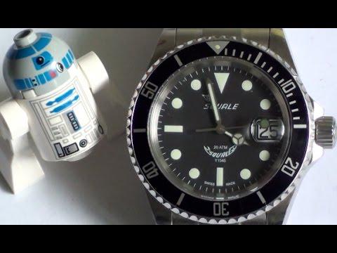 Squale 1545 Submariner