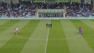 FA WSL 2018/19: Manchester City Women vs. Liverpool Women