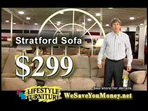Lifestyle Furniture   Funny Furniture Commercial   Louu0027s House