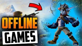 Top 20 Free Best Android OFFLINE Games Of 2018 (May) HD