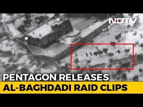 Pentagon Releases Video, Photos Of Raid That Killed ISIS Chief Baghdadi