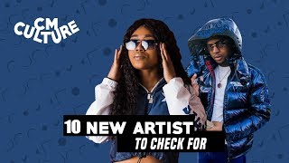 10 New Artist To Check For In 2019