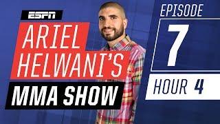Dominick Cruz, TJ Dillashaw, Raphael Assuncao [Episode 7/Hour 4]   Ariel Helwani's MMA Show   ESPN