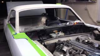 65 Mustang Restoration Body and Paint Part 1