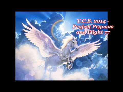 T. C. B.  2014  -   Project Pegasus and Flight 77