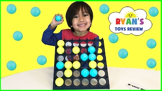 FAMILY FUN GAMES FOR KIDS BOUNCE OFF CHALLENGE! Egg Surprise Toys Disney Mickey Mouse