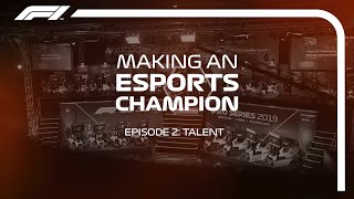F1 Esports: The Making Of A Champion Episode 2 | New Balance