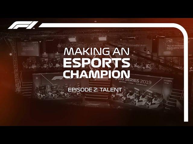 F1 Esports: The Making Of A Champion Episode 2 | New Balance