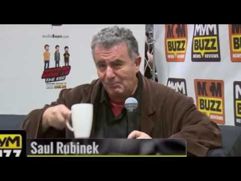 MCM London Comic Con OCT 15 Saul Rubinek Interview