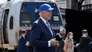video: Joe Biden's heartfelt anecdote about train conductor called into question over inconsistencies