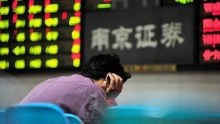Asian markets slide amid fears over Chinese economy