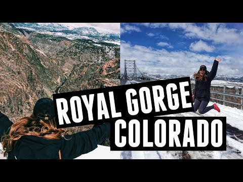 Emotional Breakdown // Royal Gorge & Bridge Colorado