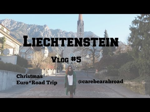 Travel to Liechtenstein - Road Trip