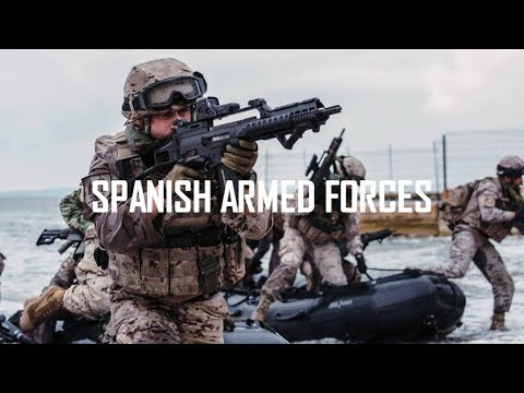 Spanish Armed Forces 2019